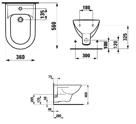bidet dimensions laufen pro bathroom supplies
