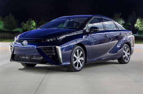 Toyota Mirai Price 2016 Toyota Mirai Front Side View Photo 27