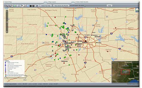 barnett shale map barnett shale maps and charts tceq www tceq gov