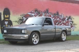 anthony arotzarena s 1989 chevy s10 truck lmc truck