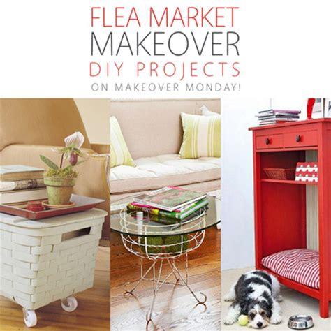 flea market makeover diy projects on makeover monday the cottage market