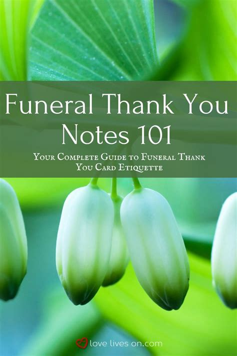 thank you letter for funeral flowers letter of recommendation