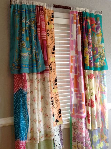boho window curtains gypsy boho curtain panels window treatment bohemian