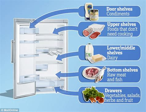 fridge layout guide good housekeeping on how to organise your fridge properly