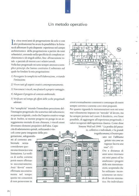 Aprire Uno Studio Di Architettura by 9 Un Metodo Operativo Studio Di Architettura Roberto