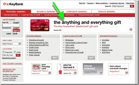 Key Bank Gift Cards Login - keybank gift card registration lamoureph blog
