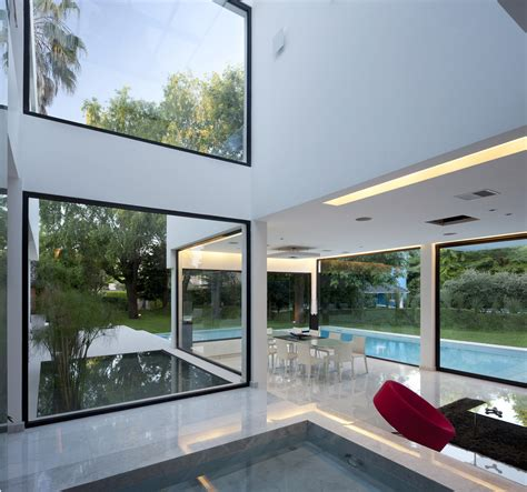 house design inside and out indoor outdoor water features modern house in pilar