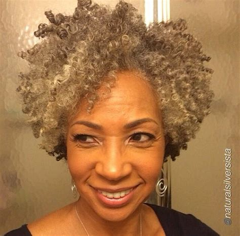 natural gray african american hair styles 183 best images about silver gray natural hair on