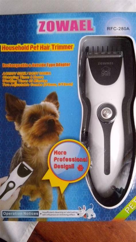 maquinas de cortar pelo de perros maquina de cortar pelo para perros y gatos 12 000 en