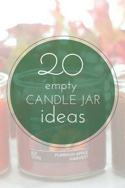 Empty Jar 20 best 25 candle jars ideas on jar