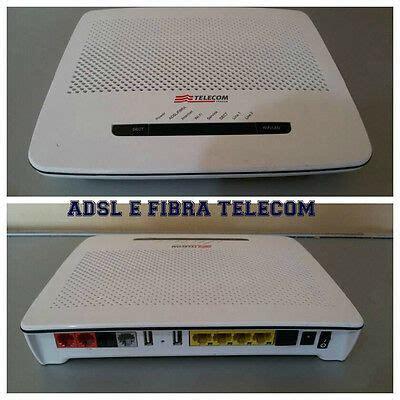 alimentatore modem fastweb router modem adsl2 wi fi n fastweb italia senza antenne