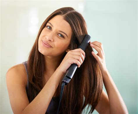 how does evelyn get her hair straight how to get perfectly straight hair 6 pro tips dermstore