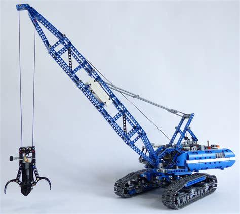 Grue Treillis by Techlug Fr Review Lego Technic 42042 Grue Treillis Sur