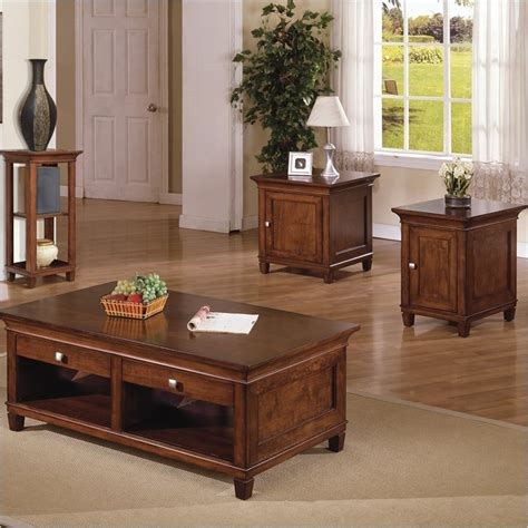 Kathy Ireland Living Room Furniture with Coffee Table Sets Coffee Tables And End Tables Cheap Occasional Table Set At Discount Sale Prices