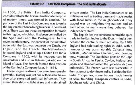 Essay On Multinationals In India by Essay On Multinational Enterprises Mnes