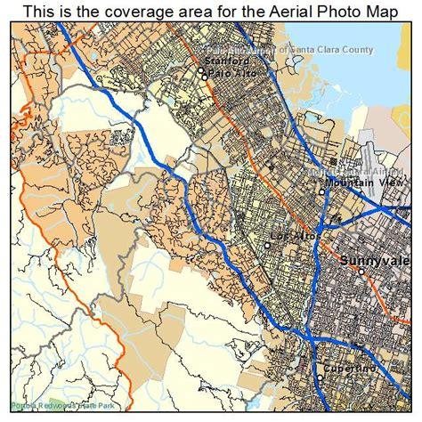 where is palo alto california on a map aerial photography map of palo alto ca california