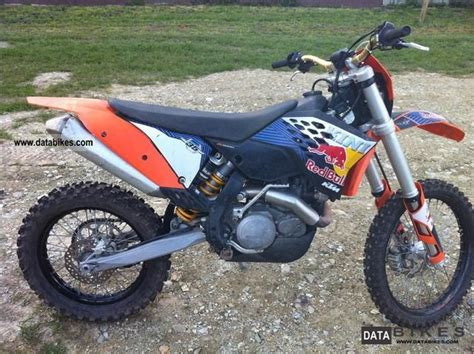2010 Ktm 450 Exc Chions Edition Ktm Bikes And Atv S With Pictures