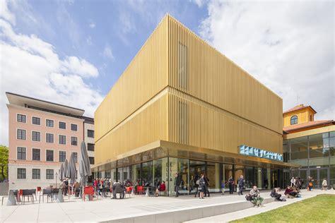 lehnbach haus lenbachhaus m 220 nchen norman foster architekten