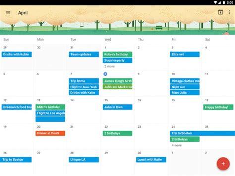 Calendar Api Php Exle Android Kalender Die 10 Besten Apps Zur Terminplanung T3n