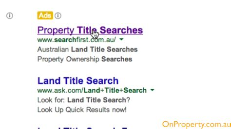 Property Title Records How To Check A Land Title For Free