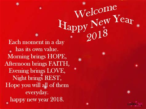 new year is based on poetry and worldwide wishes happy new year greetings
