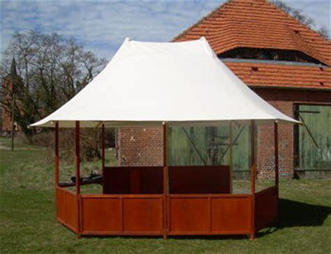 pavillon sechseck klipklap sechseckstand catering mittelalter zelt