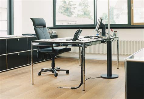 usm office furniture usm haller office table by usm stylepark