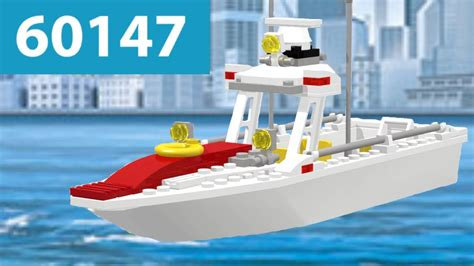 lego city fishing boat lego city 60147 fishing boat lego 2017 set youtube