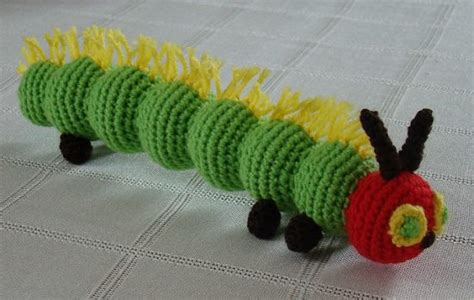 crochet pattern very hungry caterpillar hungry caterpillar crochet pattern ideas you ll love