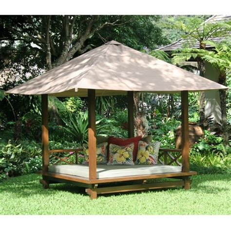 Outdoor Cabana Bed by Bedroom Day Beds