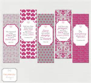 similar love printable bookmarks 5 teacher gift encouragement valentine