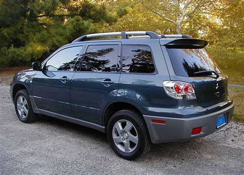 mitsubishi car parts 2003 mitsubishi outlander photo gallery carparts