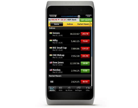 mobile stock quotes stock market mobile apps stock quotes live tv