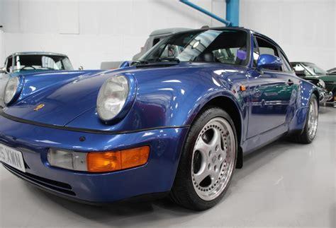 Porsche 911 Turbo For Sale by Porsche 964 911 Turbo Rhd