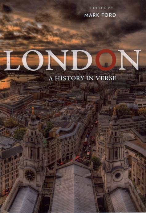 london a history in anthology review london a history in verse open letters monthly an arts and literature review