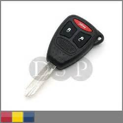 remote key shell for dodge jeep durango magnum dakota