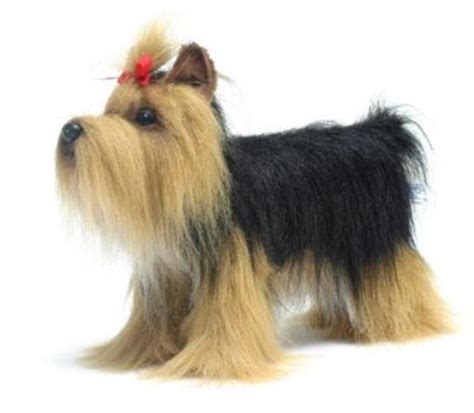 stuffed yorkie stuffed terriers plush toys