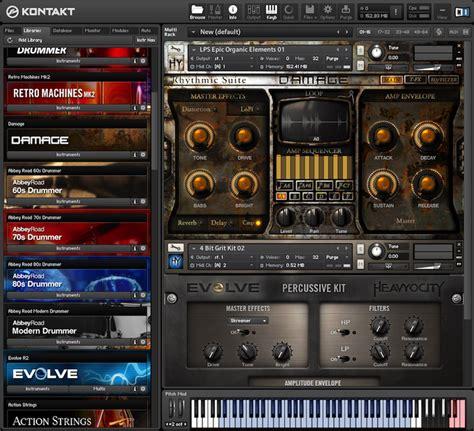 Sound Library Kontakt instruments strings kontakt 9 13 gb team magnetrixx