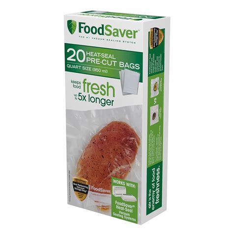 Food Seal Bag foodsaver 174 20 quart vacuum seal bags