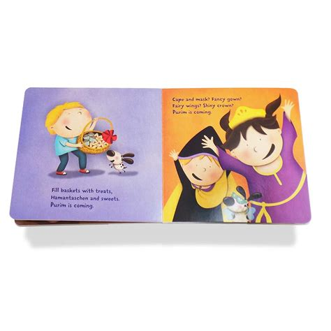 when comes board book books purim gifts children s books purim is coming children s