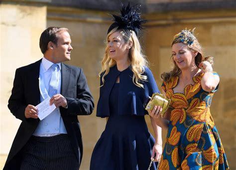 2 mantan pacar pangeran harry hadiri pernikahannya dengan