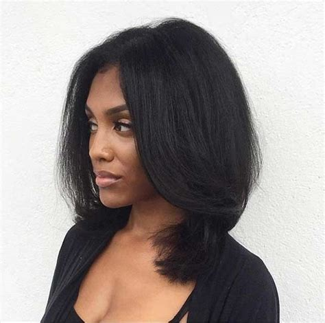 lob hairstyles black hair 1000 images about stayglam hairstyles on pinterest