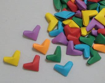 small origami paper etsy
