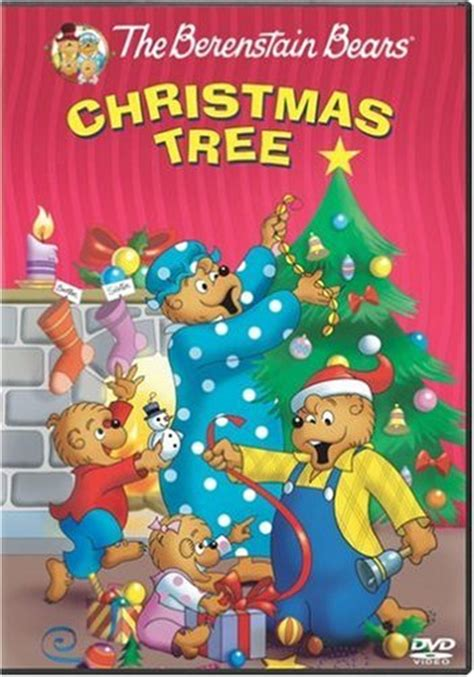 the berenstain bears christmas tree