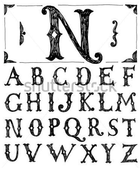 lettere alfabeto disegnate alfabeto di lettere disegnate a le lettere sono disegnate