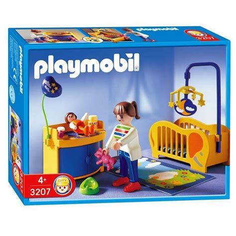 playmobil maman chambre de b 233 b 233 achat vente univers