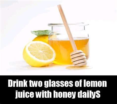 Detox Lemon Juice Honey by Chronic Fatigue Home Remedies Treatments