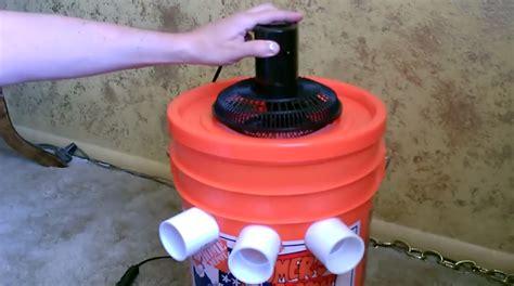 air conditioner diy the 5 gallon air