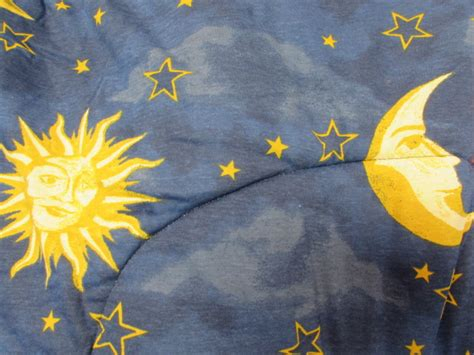 sun and moon bed set lot detail twin sun moon stars comforter sheets coleman pillows