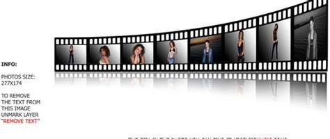 after effects free template film strip pcworld 45 handy and free photoshop files